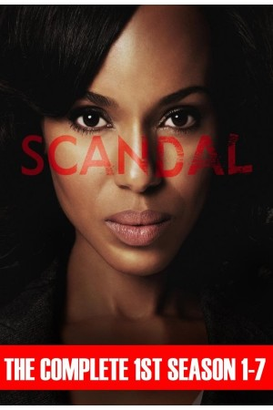 Scandal - The Complete 1st Season (1-7)