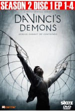Da Vinci's Demons - Season 2 Disc 1
