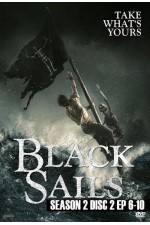 Black Sails - Season 2 Disc 2 (6-10)