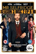 Mr. Selfridge Season 3 Disc 2 (6-10)