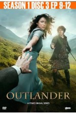 Outlander - Season 1 Disc 3 (9-12)