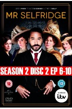 Mr. Selfridge Season 2 Disc 2 (6-10)