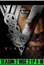 Vikings – Season 2 Disc 2 (6-10)