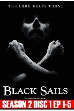 Black Sails - Season 2 Disc 1 (1-5)