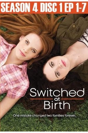 Switched at Birth - Season 4 Disc 1 (1-7)