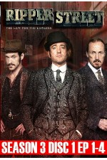 Ripper Street - Season 3 Disc 1 (1-4)