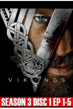 Vikings – Season 3 Disc 1 (1-5)