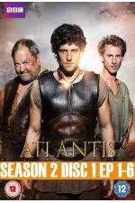 Atlantis - Season 2 Disc 2 (7-12)