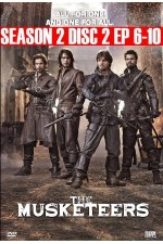 Musketeers - Season 2 Disc 2 (6-10) The