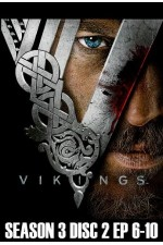 Vikings – Season 3 Disc 2 (6-10)