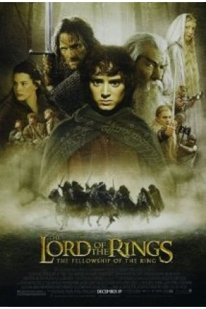Lord of the Rings The Fellowship of the Ring (2001) The