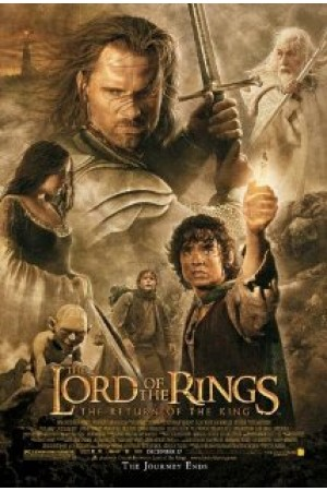 Lord of the Rings The Return of the King (2003) The