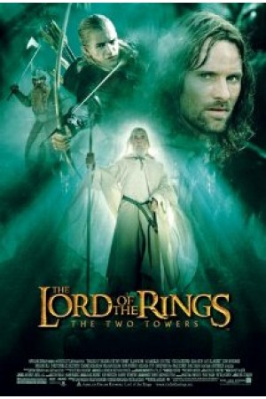 Lord of the Rings The Two Towers (2002) The
