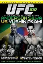 UFC 134: Silva vs Okami